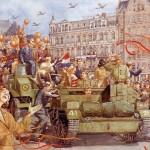 De eerste jaren na de Tweede Wereldoorlog
