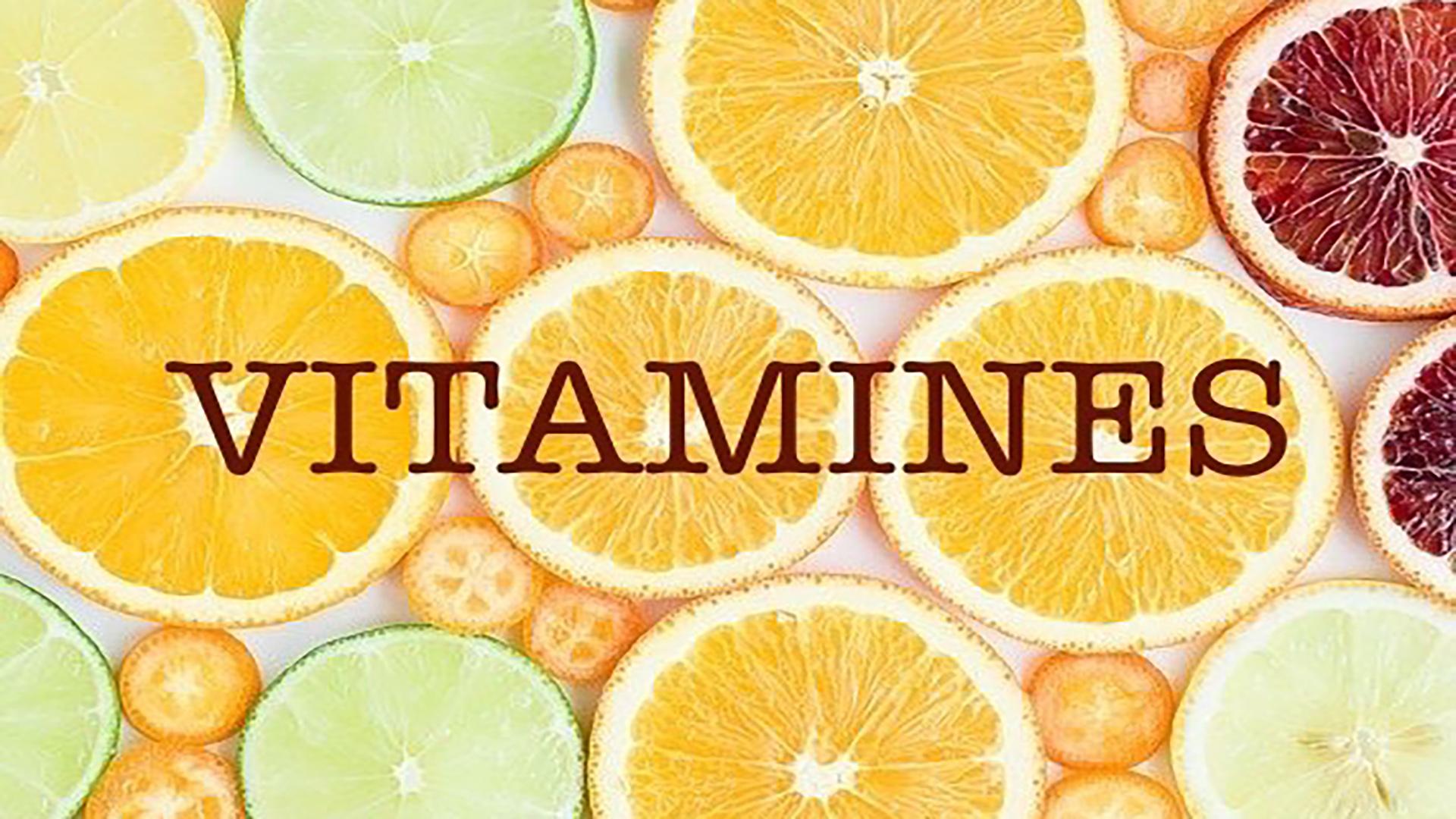 Wat zijn vitamines?