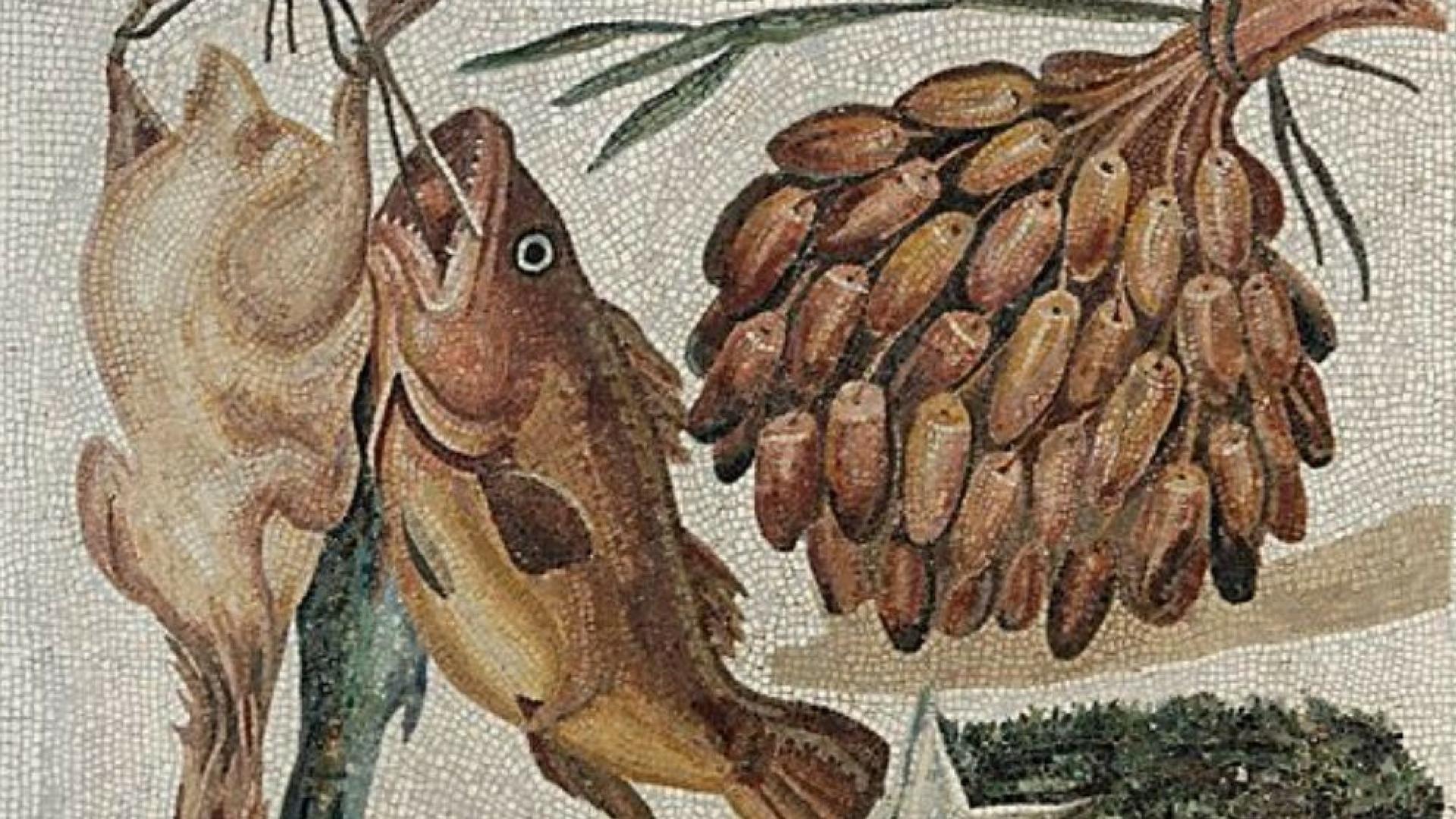 Vlees eten in de oudheid